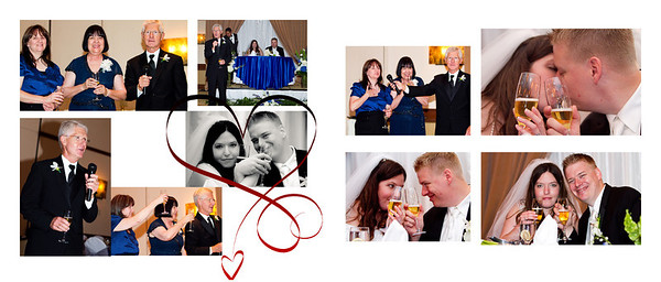 lexi and robert married album toastredheart1