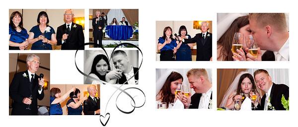 lexi and robert married album toastbw