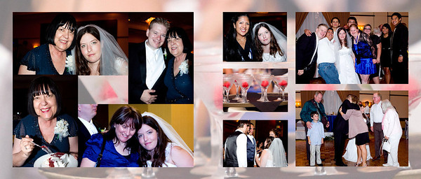 lexi and robert married album fam and friendsmom and dad
