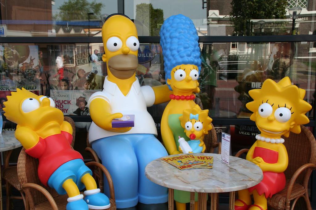 Simpsons in Luxor 004