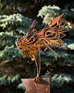 """The Hunter III"" by John Pahlas"