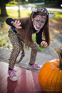 Leopard Girl