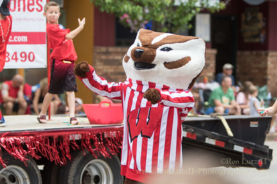 The Mount Horeb Frolic Parade