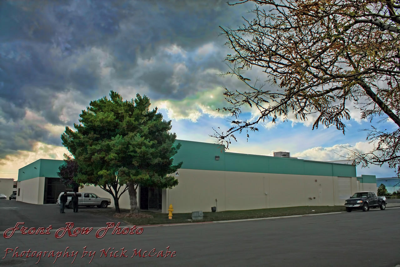 The Musicians Rehearsal Center is located in an industrial section of Sparks helping to avoid noise complaints from neighbors.