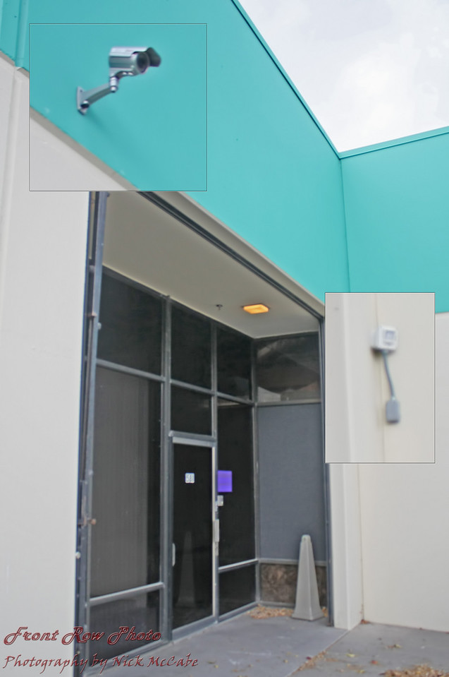 The facility is protected 24/7 with an alarm system and video servaillance.