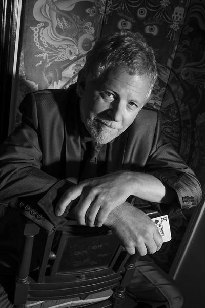 Magician Ed Ellis