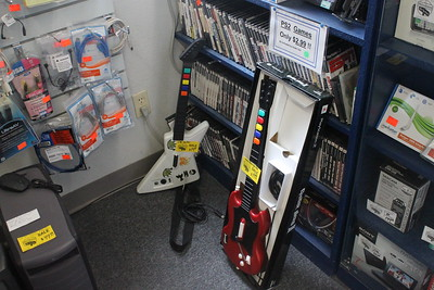 Classic video games and consoles, some dating back to the early 1980s are featured at Main Street Audio Video Thursday, June 4 at 701 N. Mission St. edit