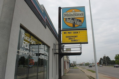 Starting out as a small video rental and electronics shop in 1984, Main Street Audio Video now sells several high-end brands of electronic equipment and performs house call for clients across Mt. Pleasant, Thursday, June 4 at 701 N. Mission St.