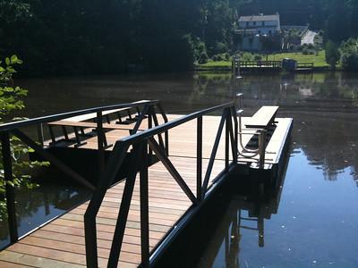 Swim Docks
