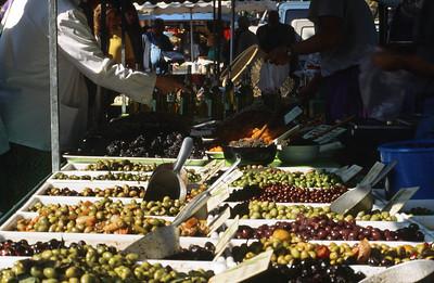 Arles' Farmers' Market