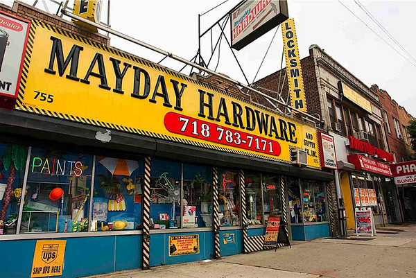 Mayday Hardware and Supply Co., Inc.