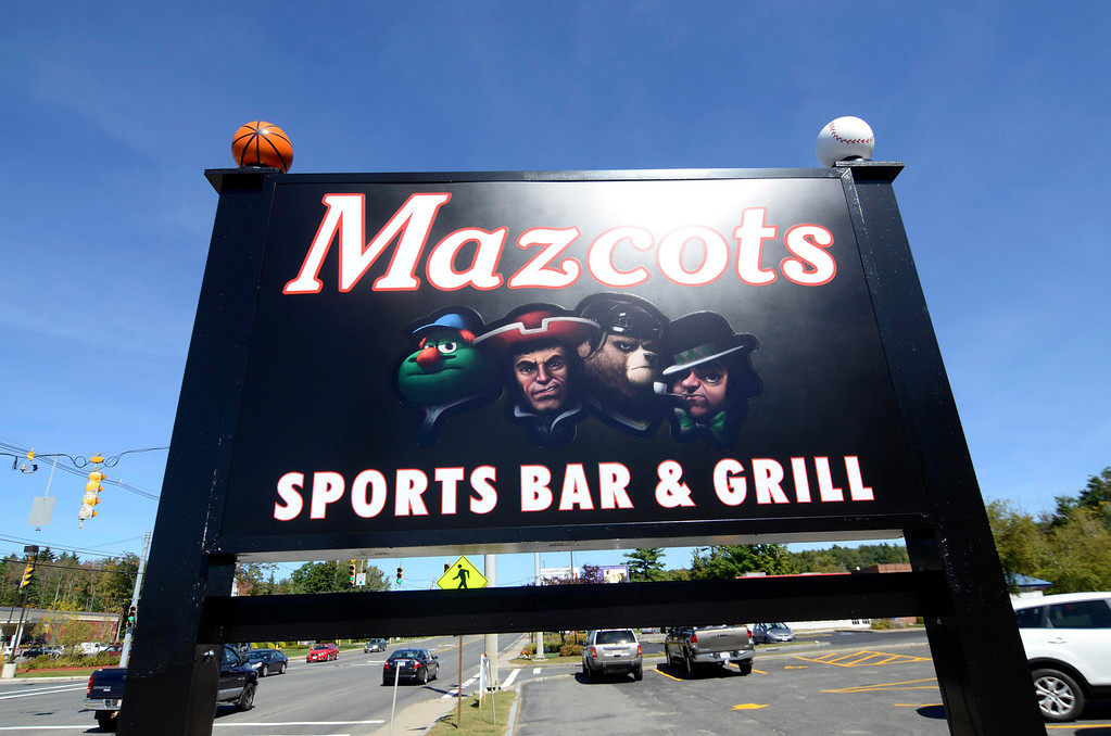 . Mazcots on Pittsfield road in Lenox is the latest venture of the Mazzeo Brothers, Friday September 20, 2013.  Ben Garver / Berkshire Eagle Staff
