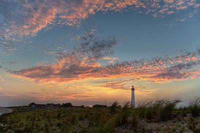 Lighthouse Sunset 5/25