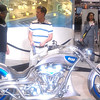Paul Jr's motorcycle design