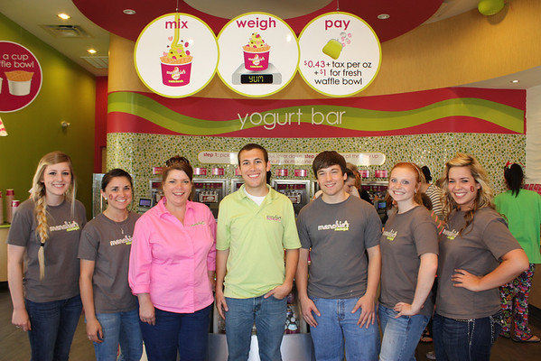 Menchie's Central Now Open