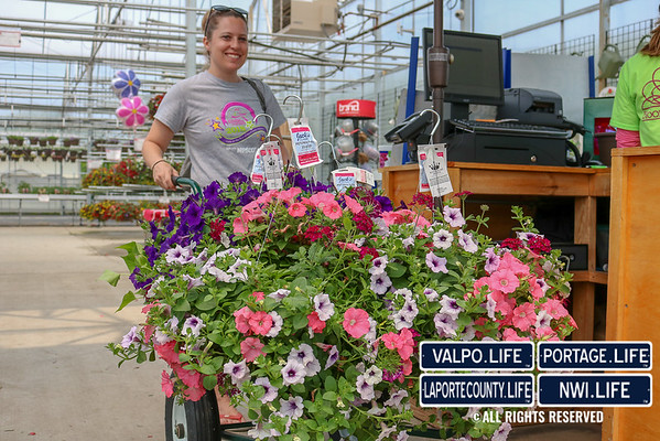Customer Appreciation Day at  Blooms Greenhouse 2019