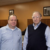 MillenniTEK President Steve Getley with Harold Denton