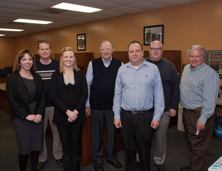 MillenniTEK Staff with Harold Denton