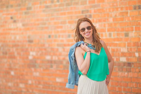 Katie L Brick Wall