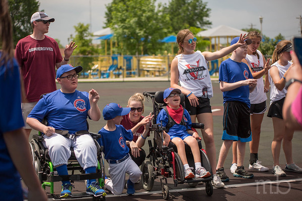 Miracle League Candids Spring '18