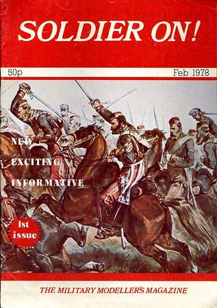 Miscellanious military magazines