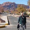 Moab, Utah and American Mountain Guides Association meetings October 30, 2009 to November 1, 2009 - Photo Courtesy of Ed Crothers