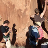 Moab, Utah and American Mountain Guides Association meetings October 30, 2009 to November 1, 2009 - The Transgender River Guide Nerd Alliance Team Tackles BigBro Test