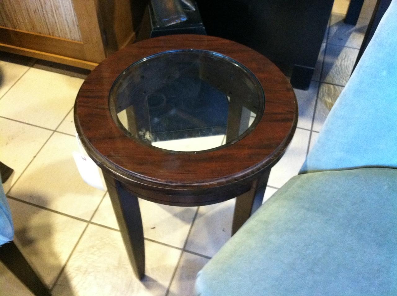 Prospective $49 end table for LR