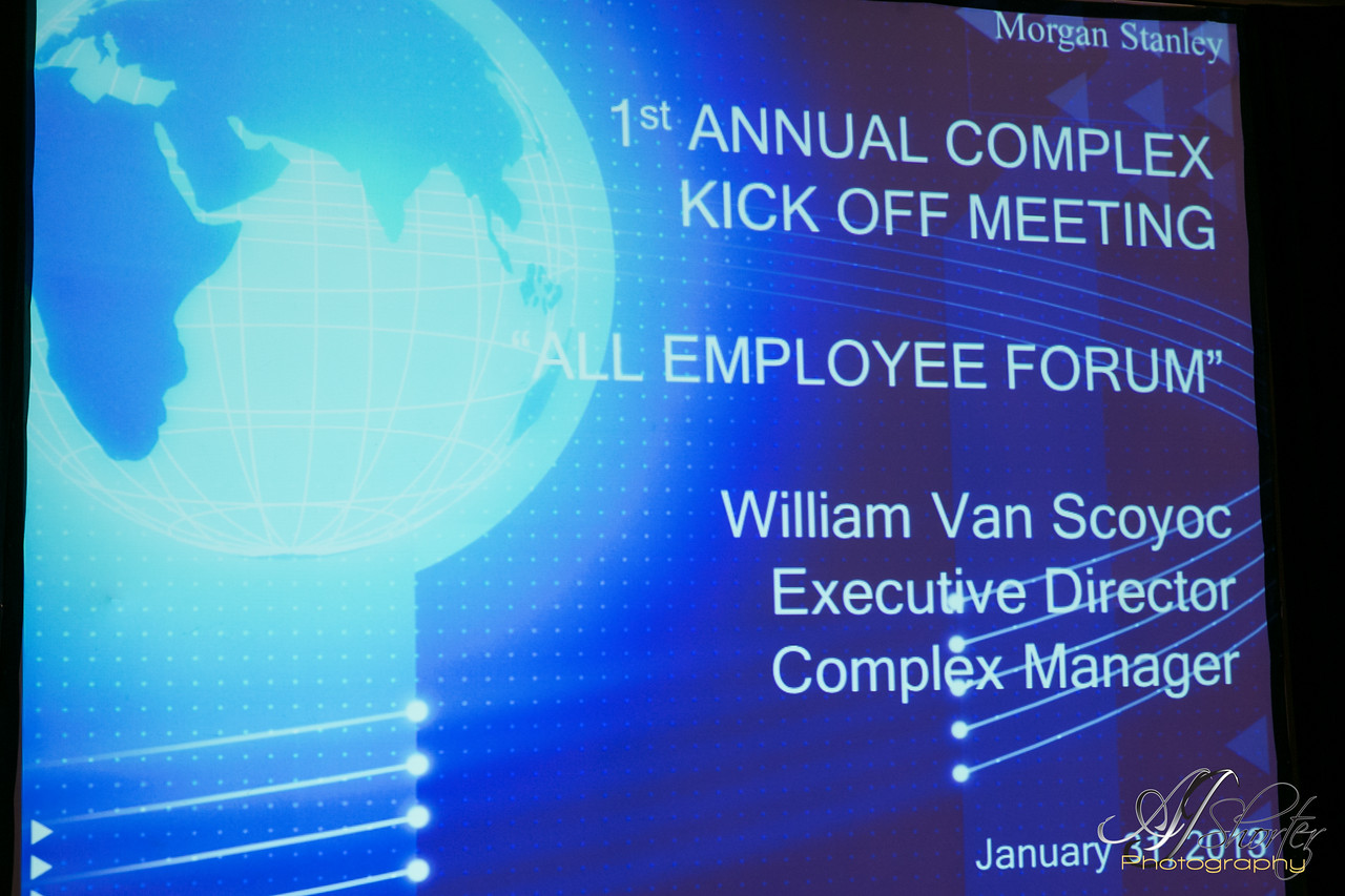 1st Annual Complex Kick-Off Meeting @ Signature Grand  Davie, FL
