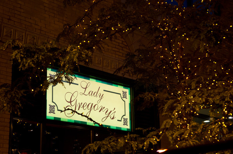 """2011-08-25<br /> Lady Gregory's Irish Bar & Restaurant<br /> Chicago, IL<br /> <br /> Interior photographs of Lady Gregory's Irish Bar & Restaurant located at 5260 N. Clark St., Chicago, IL  <a href=""""http://www.ladygregorys.com"""">http://www.ladygregorys.com</a>) for website, marketing and PR.<br /> <br /> All images © 2011 Angela B. Garbot<br /> Mandatory credit Angela B. Garbot<br /> Angela Garbot Photography<br /> <a href=""""http://www.AngelaGarbot.com"""">http://www.AngelaGarbot.com</a><br /> <a href=""""http://www.facebook.com/agarbot"""">http://www.facebook.com/agarbot</a> <br /> Twitter: @PhotosByGarbot<br /> LinkedIn:  <a href=""""http://www.linkedin.com/in/AngelaGarbotPhotography"""">http://www.linkedin.com/in/AngelaGarbotPhotography</a><br /> 773.383.8858 