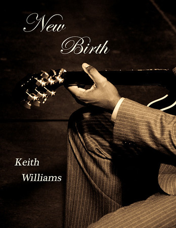 Musician Keith Willams CD Release
