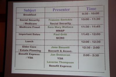 NCRO Medicare Meeting 2012 09 20