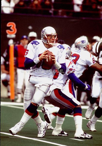 Scott Zolak - New England Patriots