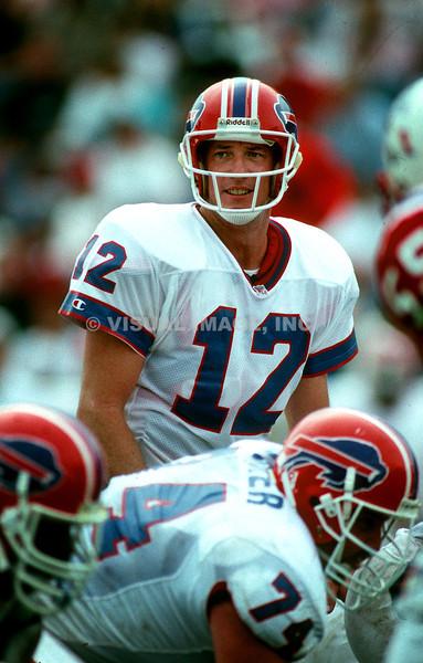 Jim Kelly - Buffalo Bills