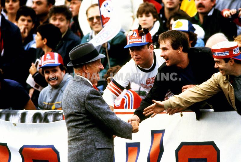 William Sullivan - New England Patriots Owner