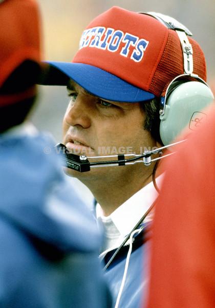 Ron Meyer - New England Patriots
