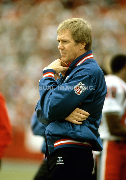 Raymond Berry - New England Patriots