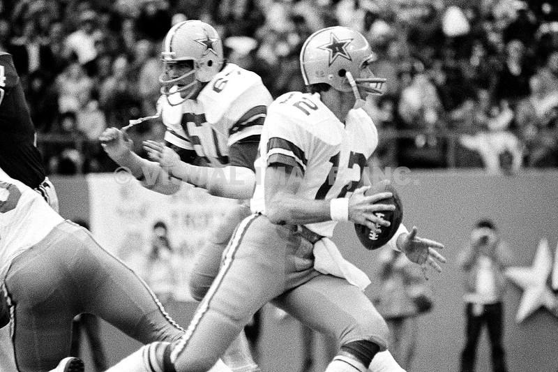 Roger Staubach - Dallas Cowboys