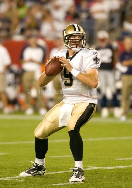 Drew Brees - New Orleans Saints