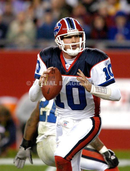 Kelly Holcomb - Buffalo Bills