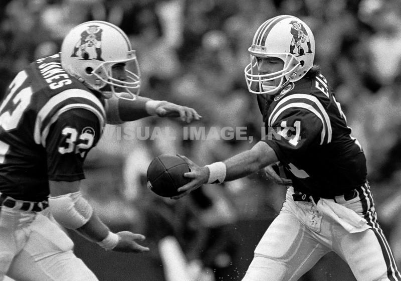 Tony Eason - New England Patriots