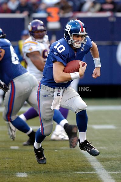 Eli Manning - Quarterback - New York Giants