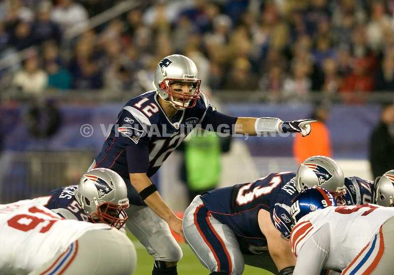 Tom Brady - New England Patriots