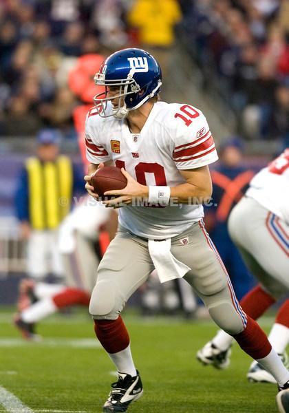 Eli Manning - New York Giants