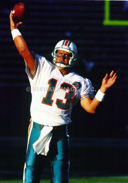 Dan Marino - Miami Dolfins