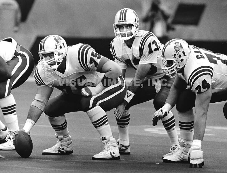 Tom Hodson/Chris Gambol - New England Patriots