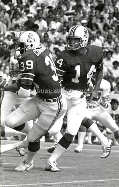 Sam Cunningham/Steve Grogan - New England Patriots