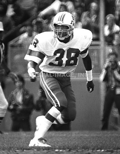 Roland James - New England Patriots