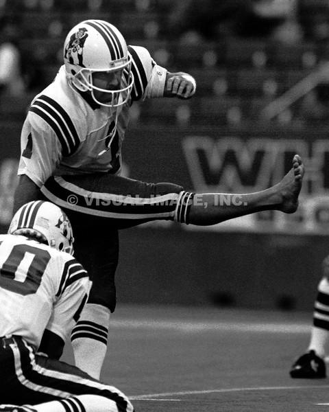 Tony Franklin - New England Patriots