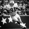 Russ Francis - New England Patriots
